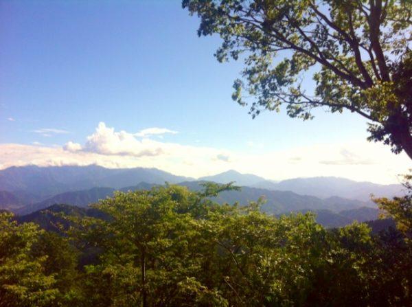 神様がいる山といない山の違い