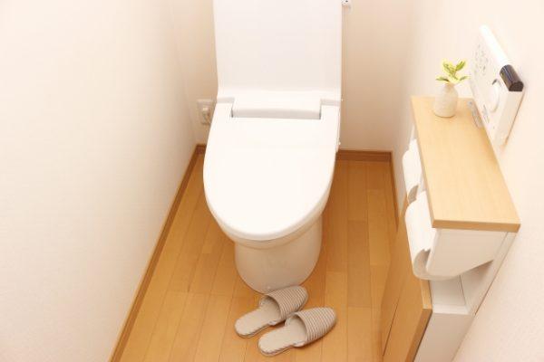 トイレ掃除で開運
