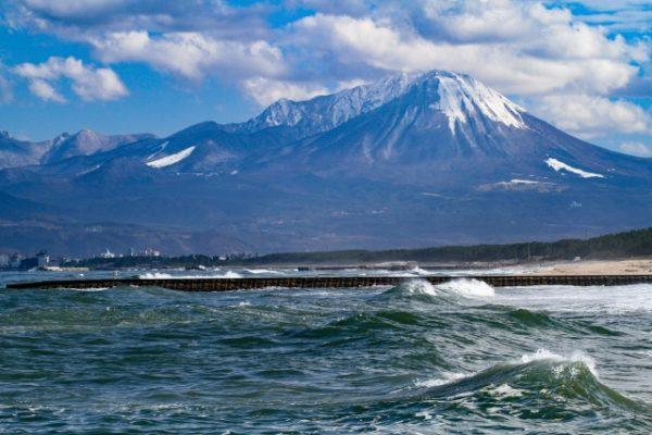 鳥取県の「幽霊滝の伝説」