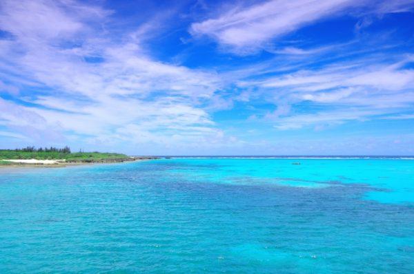 神の島といわれる宮古島に行ってみたい