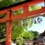 「賀茂神社」(かもじんじゃ)