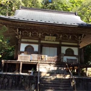 室生寺護摩堂