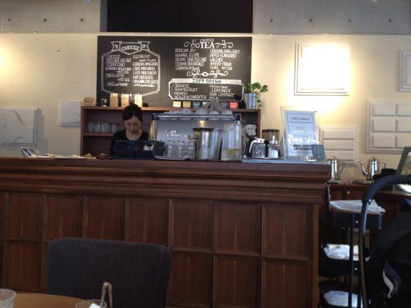 カフェ「ル・ピノー」