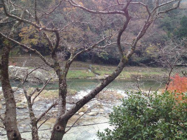 三朝温泉の清流荘