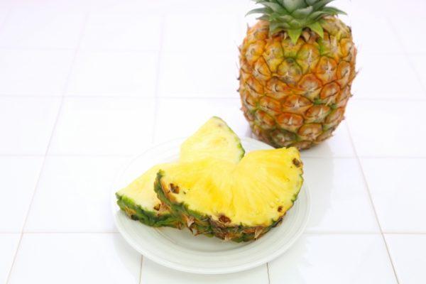 パイナップルの酵素ジュース