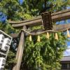 龍と縁が深い大阪の白山神社に行ってきました