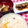 お吸い物の素で松茸風炊き込みご飯とお吸い物の作り方